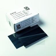 DAVO Insteekkaartjes/stockcards N3 (156x112mm) 3 Stroken - Cartes De Classement