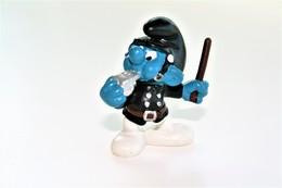Smurfs Nr 20123#1 - *** - Stroumph - Smurf - Schleich - Peyo - Police - Schtroumpfs