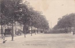 PARIS 75 SEINE PARIS LE BOULEVARD RICHARD LENOIR BELLE CARTE  RARE !!! - Autres Monuments, édifices