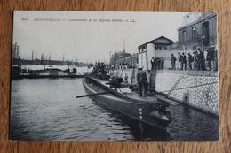 DUNKERQUE (59) - CASERNEMENT DE LA DEFENSE MOBILE - Dunkerque