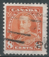 Canada. 1935 KGV. 8c Used SG 346 - 1911-1935 Reign Of George V