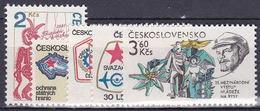 ** Tchécoslovaquie 1981 Mi 2625-9 (Yv 2448-52) , (MNH) - Ungebraucht