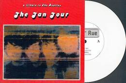 THE FAN FOUR - A TRIBUTE TO THE BEATLES - EP - 442ème RUE - Vinyl Blanc - KING SIZE - RICKSHAW - HAKUU - Rock