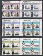Ross Dependency 1995 Antarctic Explorers 6v Bl Of 4 (corners) ** Mnh (39803A) - Ongebruikt