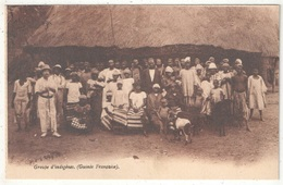 Groupe D'indigènes (Guinée Française) - Guinée Française