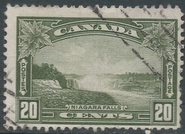 Canada. 1935 KGV. 20c Used SG 349 - 1911-1935 Reign Of George V