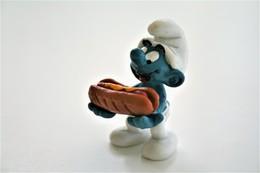 Smurfs Nr 20169#2 - *** - Stroumph - Smurf - Schleich - Peyo - Hotdog - Smurfs