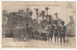 Afrique Occidentale - Chez Les Mankaignes - Fortier 234 - Sénégal