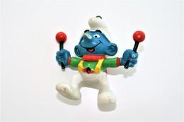 Smurfs Nr 5.1901#1 - *** - Stroumph - Smurf - Schleich - Peyo - Christmas - Smurfs
