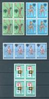 BAHAMAS -  MNH/** 1979 - YEAR OF THE CHILD BLOC OF 4 - Yv 434-437 -  Lot 17730 - Bahamas (1973-...)