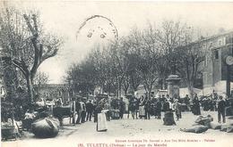 TULETTE LE MARCHE  VOYAGEE - France