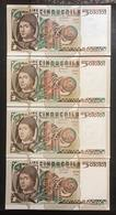 5000 LIRE Antonello Da Messina 1979 + 1980 + 1982 1983 Fds LOTTO 2141 - 5000 Lire