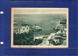 ##(DAN187/1)-MONOPOLI (BARI) - Porto-veduta Generale - Formato Grande - Spedita In Fermo Posta 1943 - Bari