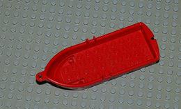 Légo Barque Pirate Rouge Ref 2551 - Lego Technic