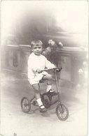 Jeux, Jouets, Enfants – Tricycle, Carte-photo, Toulon   ( JE) - Jeux Et Jouets