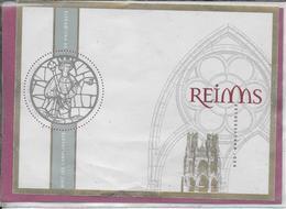 BF Gommé Essai ( 800e Anniversaire De La Cathédrale De REIMS) (Timbre N°4549 Vitraux Neuf) - Proofs