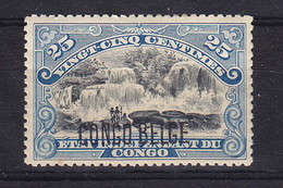 Belgisch Kongo - Congo Belge  Nr 33L  Neuf - Postfris - MNH - 1894-1923 Mols: Neufs