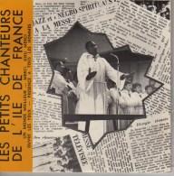 Les Petits Chanteurs De L´ Ile De France -jazz Et Negro Spirituals - 45 Rpm - Maxi-Single