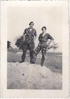PORTUGAL PHOTO PHOTOGRAPH - PHOTOGRAPHY  - MILITAR - MILITARY - GUINÉ BISSAU 1972   - 12,3 Cm X 8,7 Cm - Guerre, Militaire