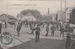 59 - VALENCIENNES - Le Marché Aux Chevaux - Valenciennes