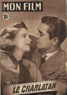 Revue Cinéma Mon Film Le Charlatan Par Tyrone Power Et Coolen Gray - Livres, BD, Revues