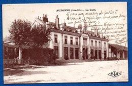 Auxonne   / La Gare - Auxonne