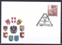 Austria/2003 - Tourism/Ferienland Osterreich - €0.13 - 'Austria Cup 2006-2008, WIPA 08' - FDC