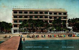 MAGALLUF HOTEL ATLANTIC - Palma De Mallorca