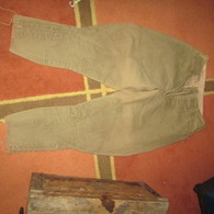 WW1 US Army Soldier's Cotton Pants - 1914-18