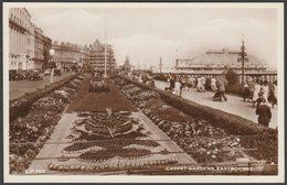 Carpet Gardens, Eastbourne, Sussex, 1956 - Lansdowne RP Postcard - Eastbourne
