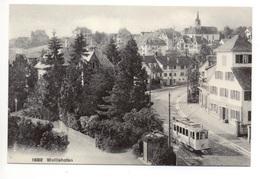 ZÜRICH Wollishofen Strassenbahn Tram - ZH Zurich
