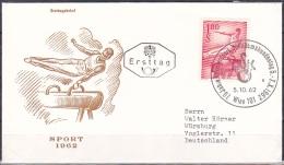 Austria/1962 - Sport - 1.80 S - FDC - FDC