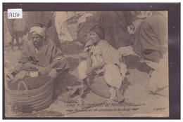 MAROC - VENDEURS D'OLIVES - TB - Maroc
