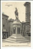 15 . MASSIAC . LE MONUMENT AUX MORTS DE LA GRANDE GUERRE . - Frankrijk