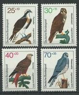 Germany Bundes Rep. 1973 Year MNH(**) Mi.# 754-57 - [7] Federal Republic