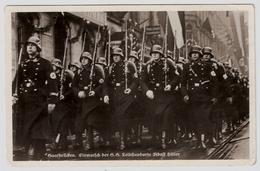 "1935, Selt. AK "" Saarbr. - Einmarsch Der SS-Leibstandarte ""   , #a562 - Allemagne"