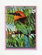 "GUINEA EQUATORIALE - 1974 - Francobollo Tematica "" Animali - Uccelli "" -  Usato - (FDC10926) - Guinea Equatoriale"