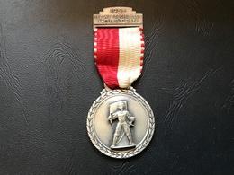 Medaille SUISSE - Bez Wettschiessen HOLSTEIN 1953 - Professionals / Firms