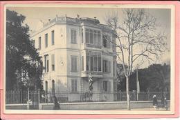 Carte Photo Hopital Américain De Nice - Monuments, édifices