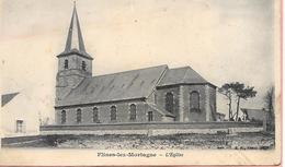 Flines-Lez-Mortagne - L'Eglise - France