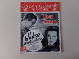 """Magazine """" La Cinématographie Française """" N° 1178 Octobre 1946 Vivien Leigh Dans La Valse Dans L'ombre """" - Zeitschriften"""
