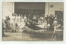 Soltau  1916 - Fotokaart Verzonden Luik  Naar Krijgsgevangenkamp - Soltau