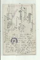 Soltau  1918 - Fotokaart Verzonden Luttich   Naar Krijgsgevangenkamp - Soltau