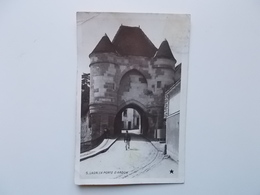 CPA 02 - La Porte D'Ardon -  -  NO REPRO - Laon