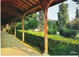 GONTAUD DE NOGARET. CP Jardin Public De La Mairie - France