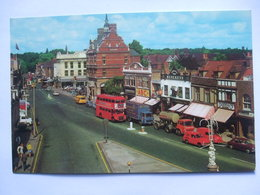 ENFIELD - 1960`s - Main Shopping Centre - Middlesex
