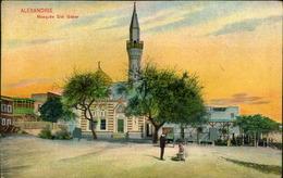 N°1088 RRR AL ALEXANDRIE MOSQUEE SIDI GABER - Alexandria