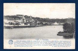 Visé ( Liège). Panorama. Les Bords De La Meuse . L'Hôtel De Ville. - Visé