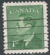 Canada. 1950 KGVI. 1c Used. SG 424 - 1937-1952 Reign Of George VI