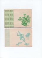 Lot 2 Cartes    Asie   Indochine - Cartes Postales